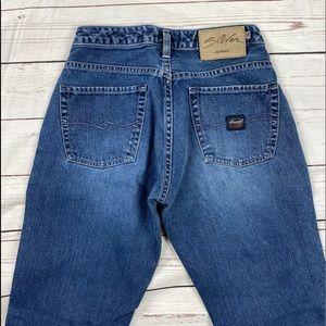 Women's Silver Size 26 Flare Jeans